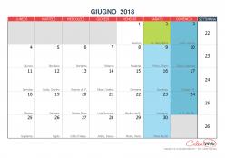 Giugno 2018