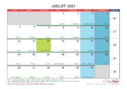 Juillet 2021